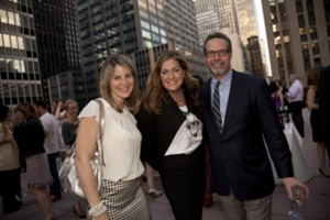 Katie DiMatteo, InStyle, Connie Anne Phillips, InStyle & Ron Prince, InStyle