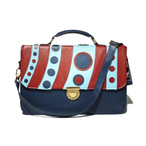 Nathalia Jacques - The Trina Turk Best Student Made Handbag