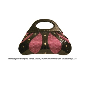 Blumpari: Made in Thailand - The World of Good by eBay Most Socially Responsible Handbag
