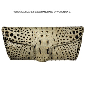 EXEX HANDBAGS by Veronica S. - The Carlos Falchi Best Student Made Handbag
