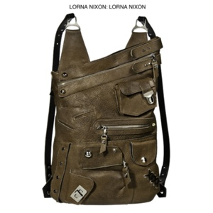 Lorna Nixon - Most Innovative handbag inspired by mark. by Avon