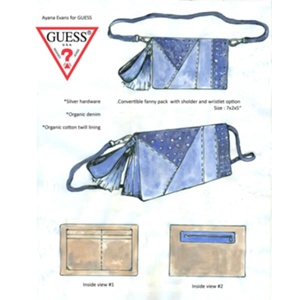 YANA Handbags - Distinctly Denim by Guess Handbags