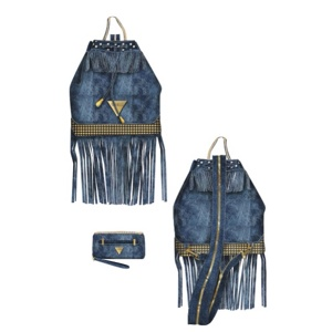 Pilar Tarrau Bags - Distinctly Denim by Guess Handbags