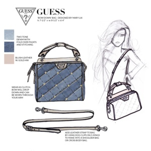 Marylai New York - Distinctly Denim by Guess Handbags