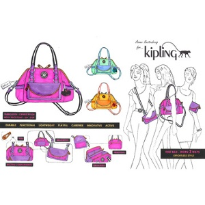 - Creating with Nylon by Kipling