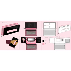 ACF - The MARY KAY® Most Irresistible Makeup Bag