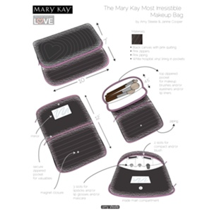 Amy Steele - The MARY KAY® Most Irresistible Makeup Bag