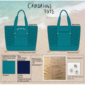 AlyssaChantal - The Perfect Everyday Work Tote Bag by Aimee Kestenberg
