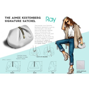 Acute Bags - The Aimee Kestenberg Signature Satchel