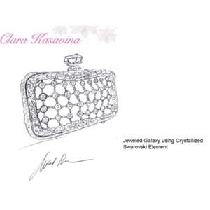 Clara Kasavina - Best Use of SWAROVSKI ELEMENTS
