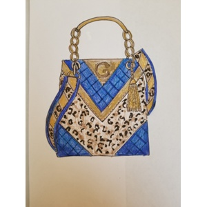 DeGroot - The Heritage Bag Inspired by Guess Handbags