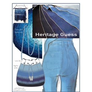 Stephanie Wacey - The Heritage Bag Inspired by Guess Handbags