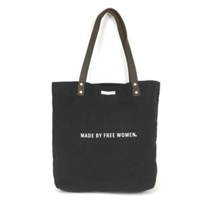 MADE BY FREE WOMEN - The Global Goods Partners Magazine Most Socially Responsible Handbag