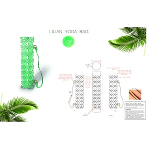 Laine - The Pure and Natural Yoga Bag Inspired by TAJA Coconut