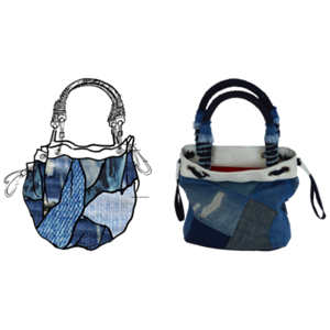 Pooja Sanghvi - The Heritage Bag Inspired by Guess Handbags
