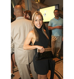 Most Socially Responsible Handbag Nominee, Cristiane Valdez of La Chica Chic