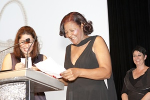 Neide Ambrosio Martins de Souza, Pretinha Artes Lacres, Winner of the Most Socially Responsible Handbag