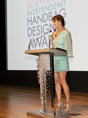 Emily Blumenthal, Founder of the Independent Handbag Designer Awards