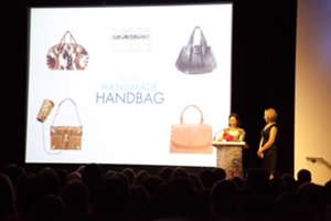 Finalists of the Best Handmade Handbag