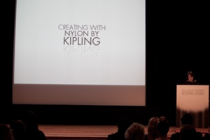 Ann Nearman presented Creating with Nylon by Kipling