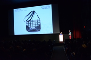 Winner, The Brother Best Handmade Handbag, Mary Lai of Mary Lai New York