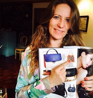 Winner Ana Maria Plata of Leonor in 2015 InStyle
