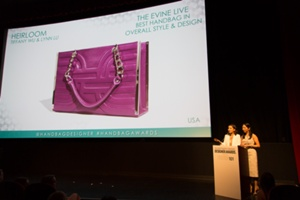Heirloom Winner Best Overall Handbag in Style and Design