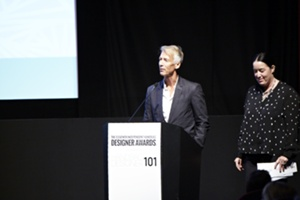 Signal Brands Michael Alexander and Teresa Kanode Ross presenting