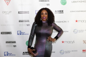Accessories Magazine Audience Fan Favorite Winner Joy Egbejimba of Nuciano