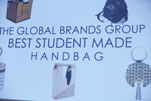 The Global Brands Group Best Student Made Handbag
