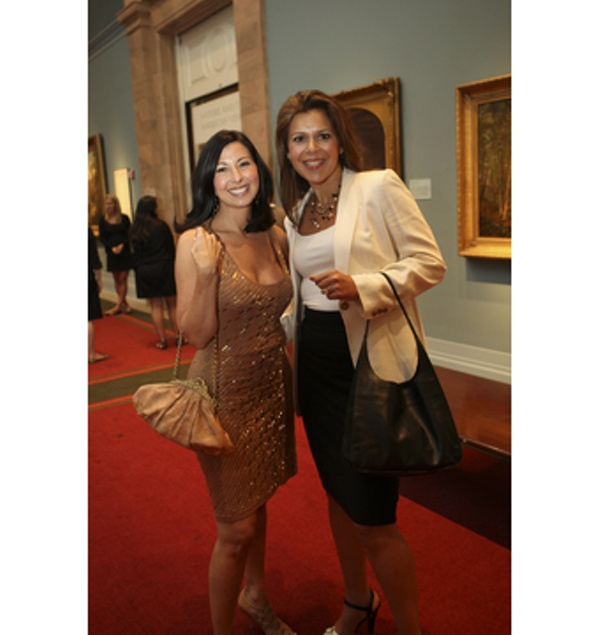 Foot Petals Co-Founders, Tina Aldatz and Margie Flores