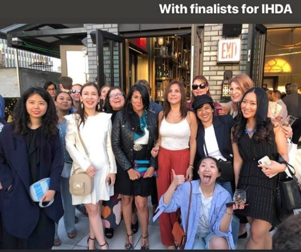 2019 IHDA Finalists Pre Party