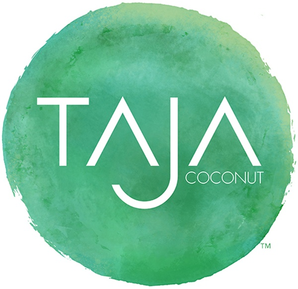 TAJA Coconut.  100% pure coconut water