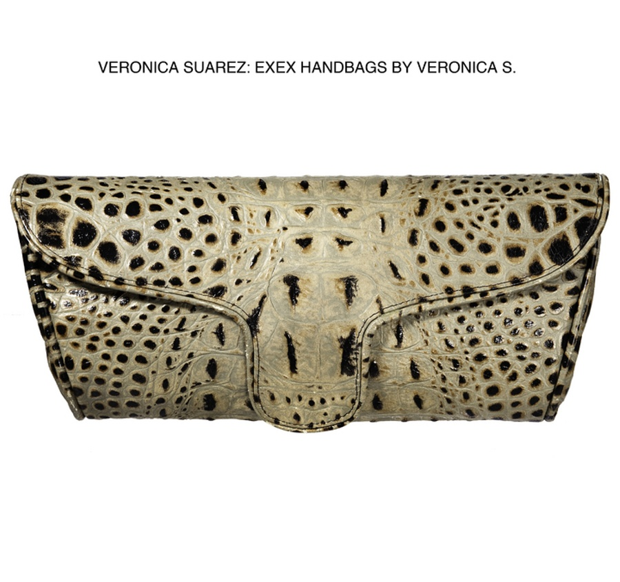 2010 Finalist Veronica Suarez EXEX HANDBAGS by Veronica S.